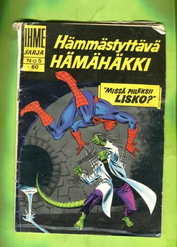 Ihmesarja 5 - Hämmästyttävä Hämähäkki