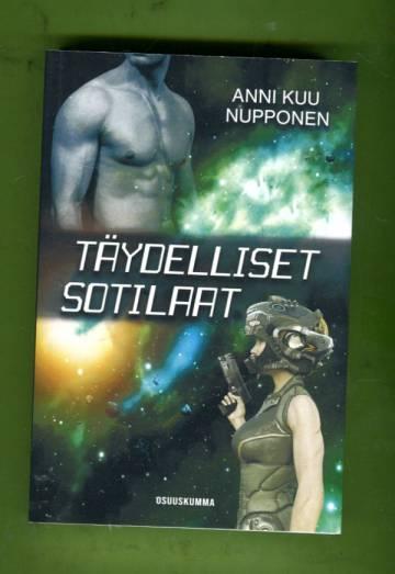 Täydelliset sotilaat - Eroottinen romaani