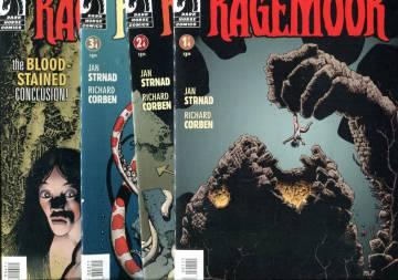 Ragemoor #1-4 Mar-Jun 12 (whole mini-series)