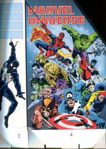 Marvel -lehtikansio