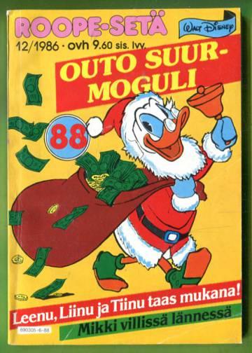 Roope-setä 88(12/86)