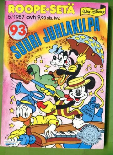Roope-setä 93(5/87)