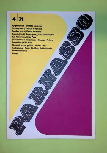 Parnasso 4/71