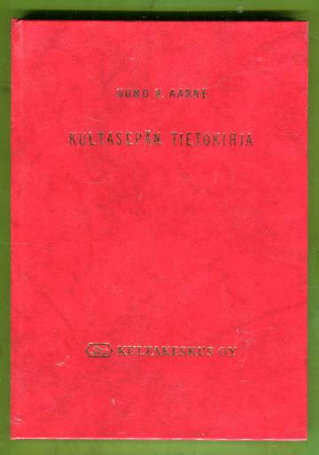Kultasepän tietokirja