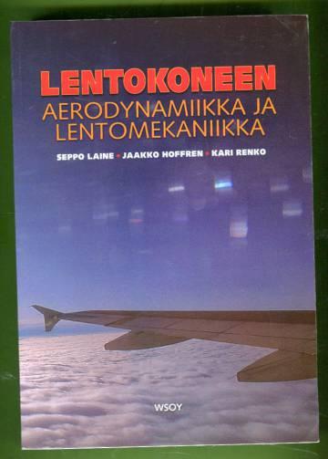 Lentokoneen aerodynamiikka ja lentomekaniikka