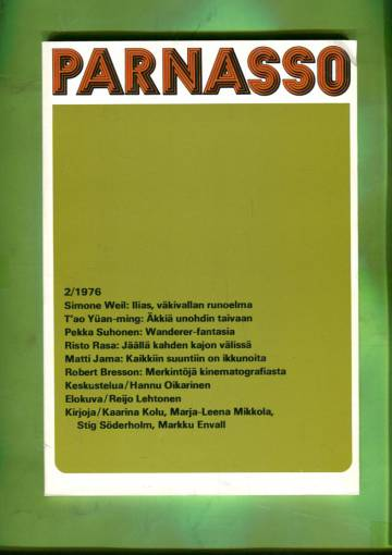 Parnasso 2/76