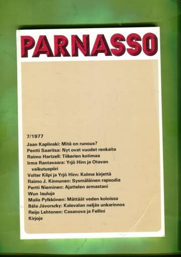 Parnasso 7/77