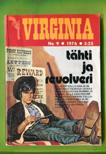 Virginia 9/76 - Tähti ja revolveri