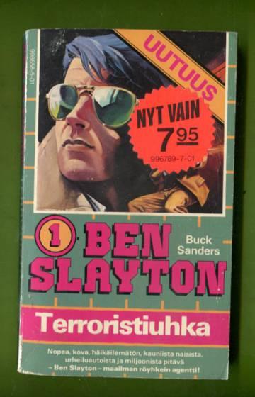 Ben Slayton 1 - Terroristiuhka