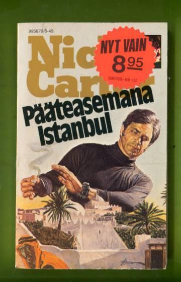 Nick Carter 145 - Pääteasemana Istanbul