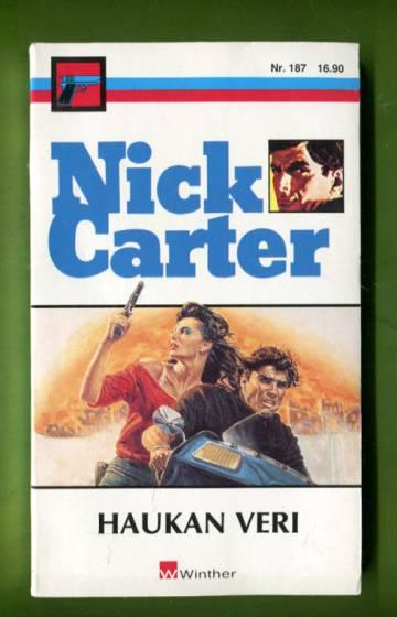 Nick Carter 187 - Haukan veri