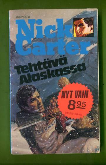Nick Carter 148 - Tehtävä Alaskassa