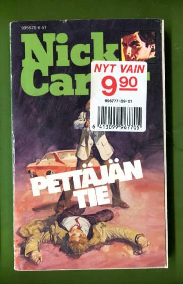 Nick Carter 151 - Pettäjän tie