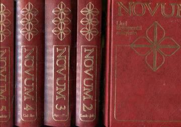 Novum Uusi testamentti selityksin 1-5