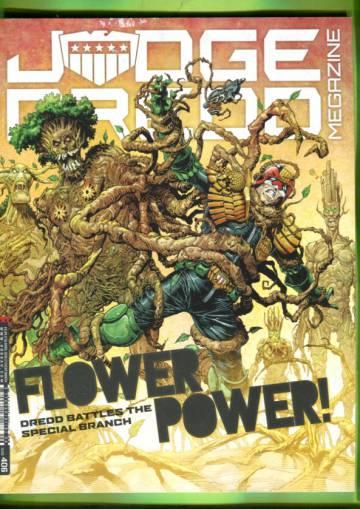 Judge Dredd Megazine #406 Apr 19