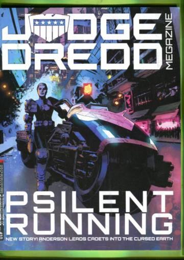 Judge Dredd Megazine #410 Aug 19