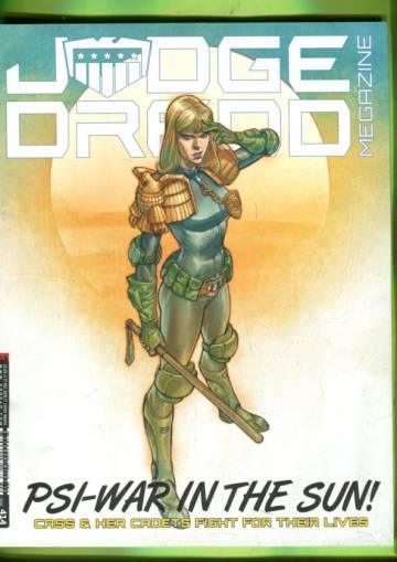 Judge Dredd Megazine #414 Dec 19