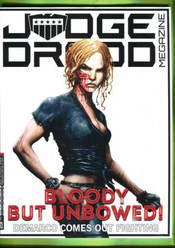 Judge Dredd Megazine #412 Oct 19