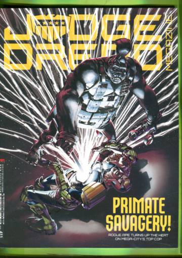 Judge Dredd Megazine #411 Sep 19
