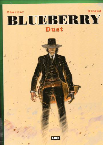 Blueberry 21 - Dust