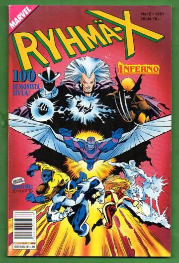 Ryhmä-X 10/91 (X-Men)
