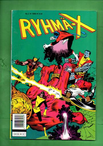 Ryhmä-X 2/89 (X-Men)