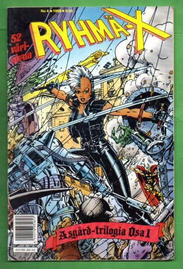 Ryhmä-X 4/89 (X-Men)