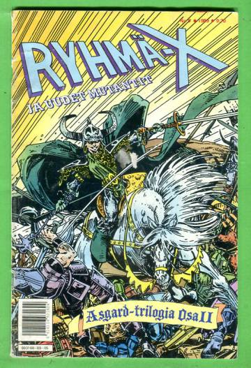 Ryhmä-X 5/89 ( X-Men)