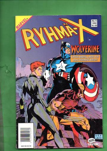Ryhmä-X 9/92 (X-Men)