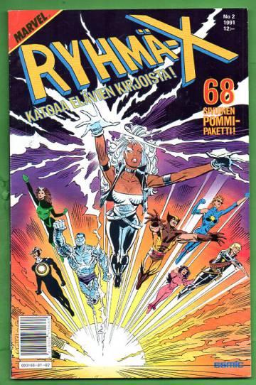 Ryhmä-X 2/91 (X-Men)