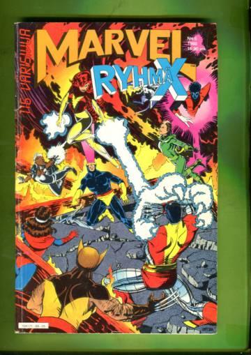 Marvel 5/88 - Ryhmä-X (X-Men)