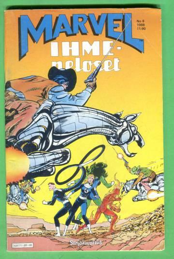 Marvel 8/88 - Ihmeneloset