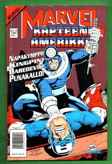 Marvel 10/92 - Kapteeni Amerikka