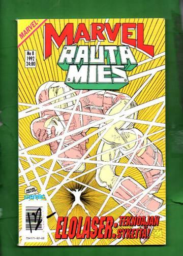 Marvel 8/92 - Rautamies