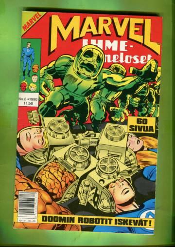 Marvel 6/90 - Ihmeneloset