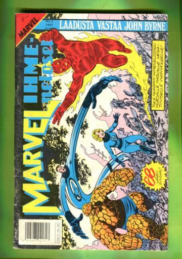 Marvel 2/91 - Ihmeneloset