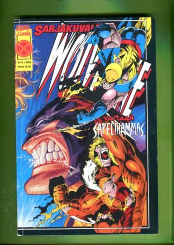 Sarjakuvalehti 8/96 - Wolverine