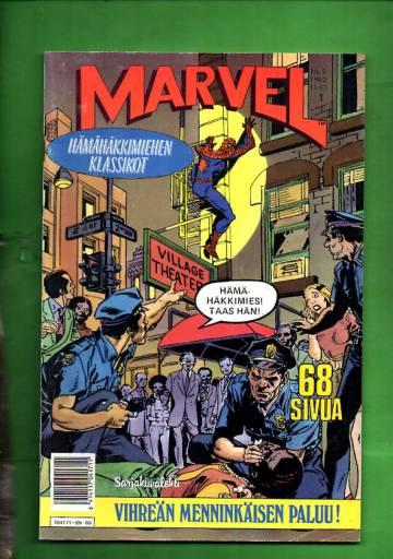 Marvel 8/89 - Hämähäkkimiehen klassikot (Spider-Man)