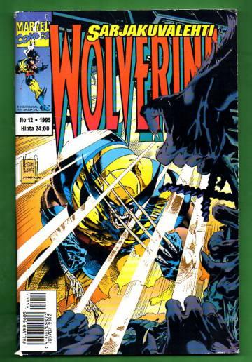 Sarjakuvalehti 12/95 - Wolverine