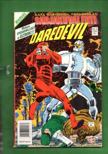 Sarjakuvalehti 4/92 - Daredevil