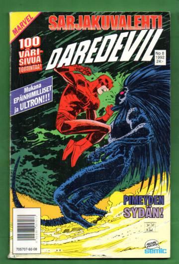 Sarjakuvalehti 8/92 - Daredevil