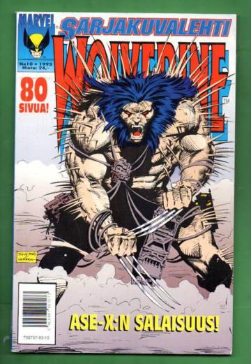 Sarjakuvalehti 10/93 - Wolverine