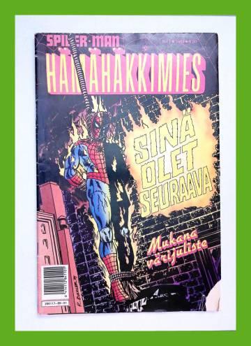 Hämähäkkimies 1/89 (Spider-Man)