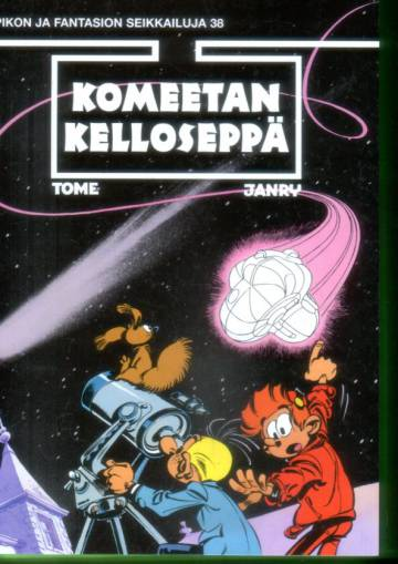 Pikon ja Fantasion seikkailuja 38 - Komeetan kelloseppä