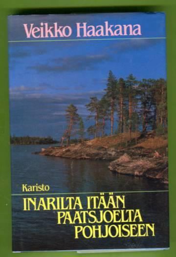 Inarilta itään, Paatsjoelta pohjoiseen