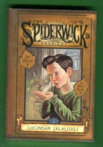 Spiderwickin kronikat 3 - Lucindan salaisuus