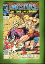 Masters of the universe 4/89