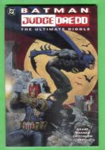 Batman & Judge Dredd: The Ultimate Riddle
