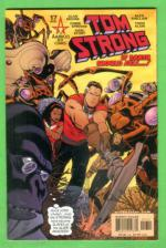 Tom Strong #17, August 2002