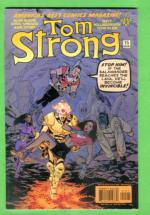 Tom Strong #15, March 2002